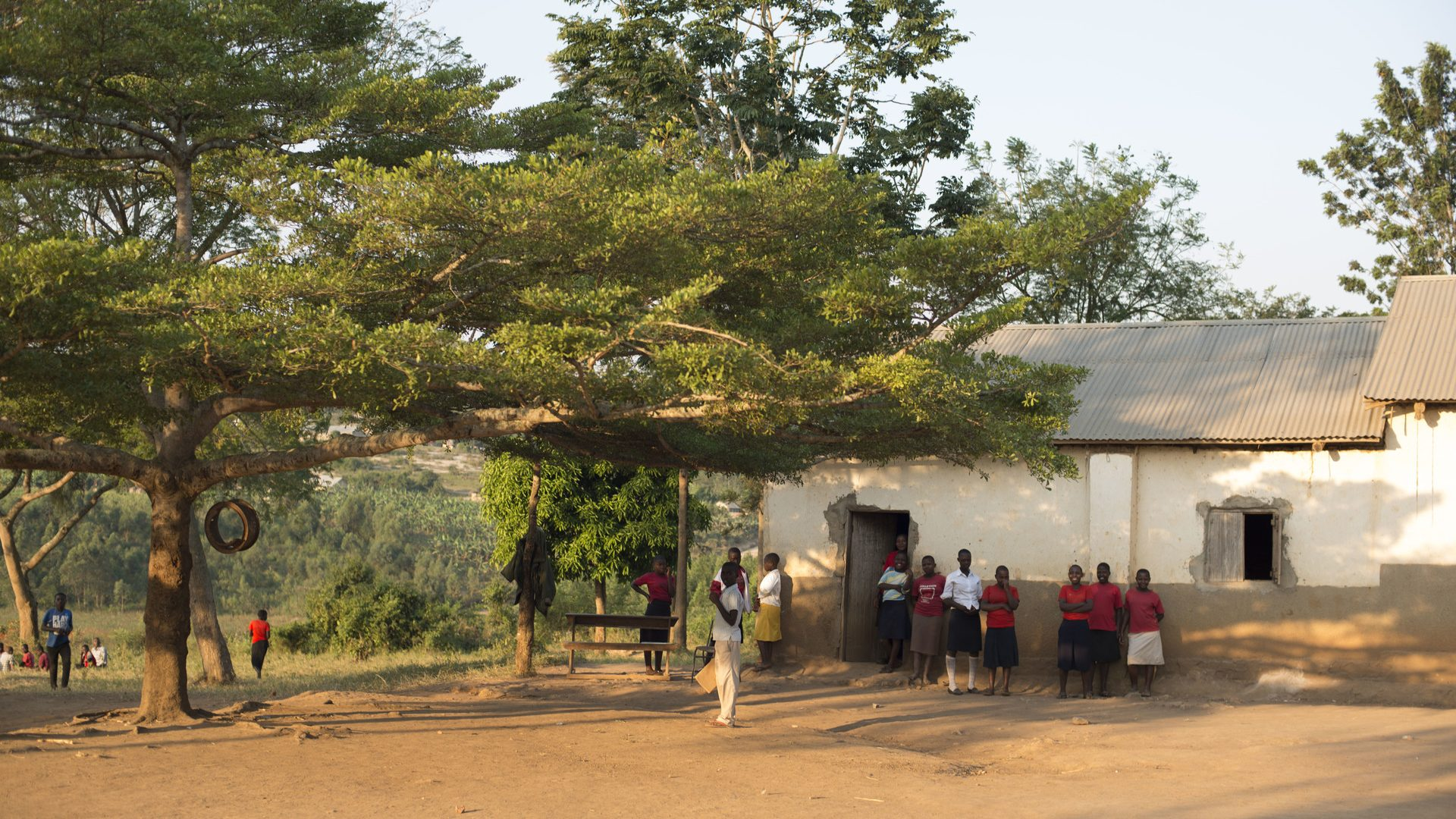 Secondary school